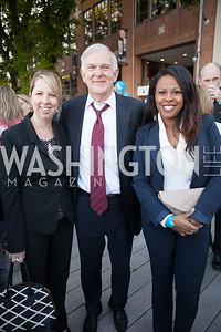 Jennifer Ferrara, Roger Parks, Keshaun Clark