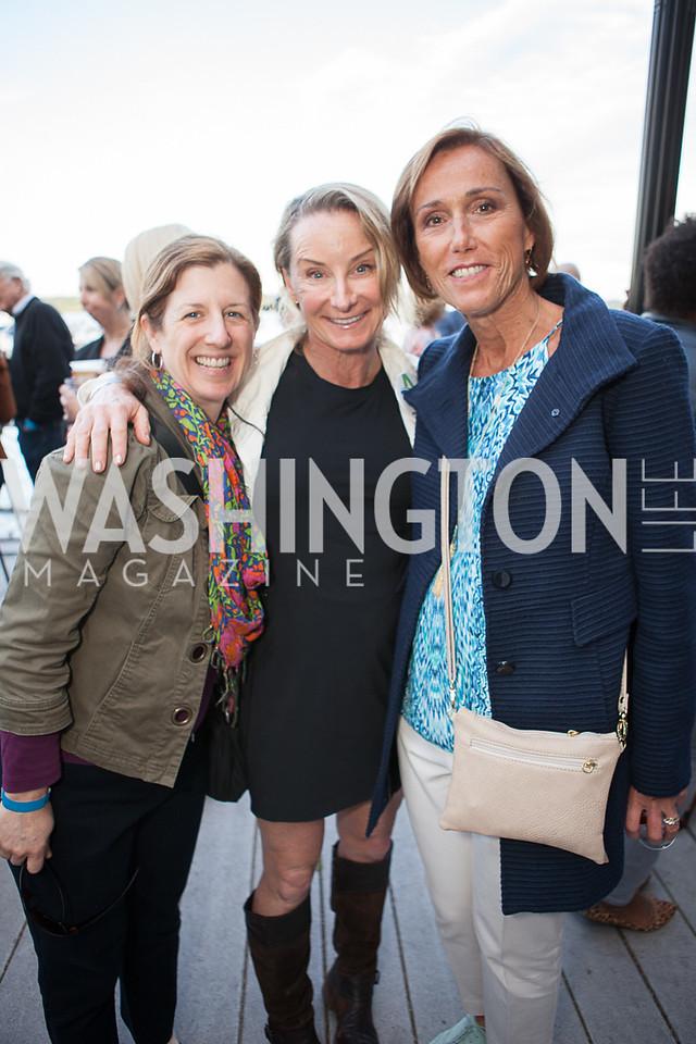Candace Hill, Brooke Curran, Cindy Kowal
