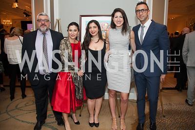 Leon Shahabian, Araz Shahabian, Natasha Ada, Liza Baron, Yass Monem