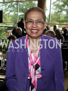 Rep. Eleanor Holmes Norton. Photo by Tony Powell. Ana Gasteyer Benefit. Arena Stage. May 9, 2016
