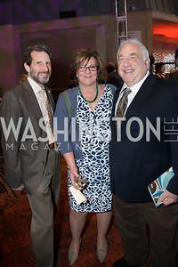 Daniel Soloman, Margie Heins, Harold Dorfman