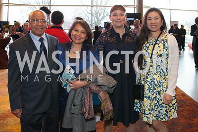 Roger Trozado, Just Trozado, Alisa Buchanan, Jen Nguyen