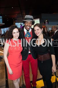 Renee Livshin, Chrisstylez Bacon, Maya Nadiason