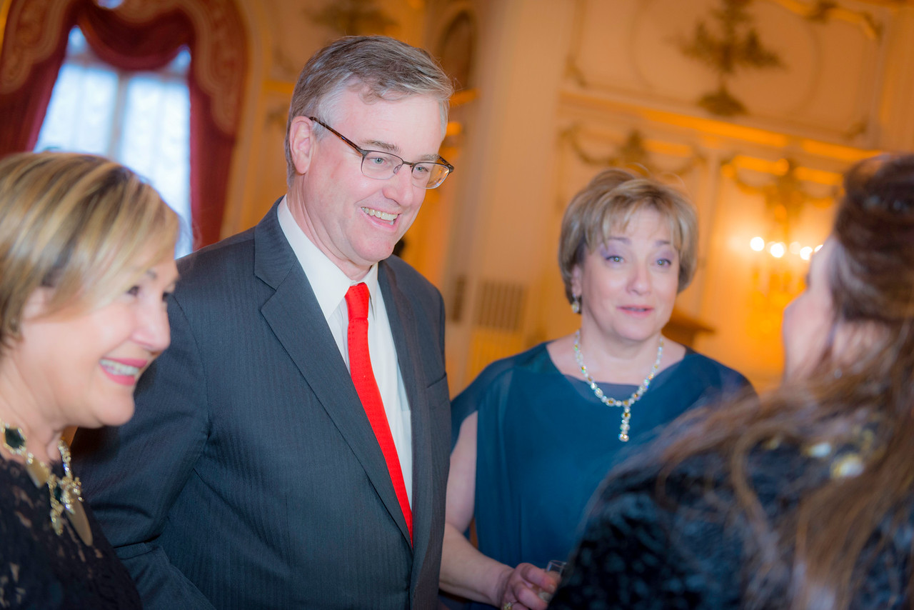 Fahimeh Bagheri, MD Congressional Candidate David Trone and Mrs. Judy Trone