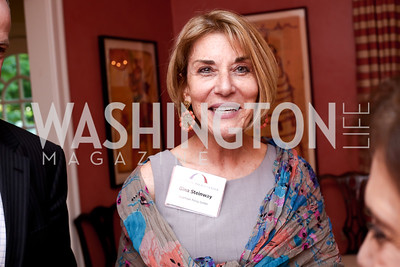 Gina Steinway. Photo by Tony Powell. BPC Pre-election Prediction Party. Glickman Residence. June 9, 2016