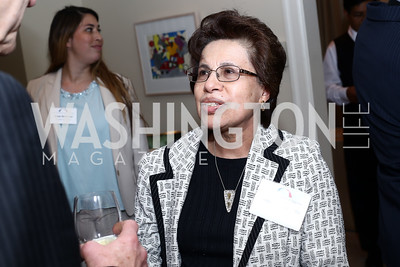 Becky Campoverde. Photo by Tony Powell. BPC Pre-election Prediction Party. Glickman Residence. June 9, 2016