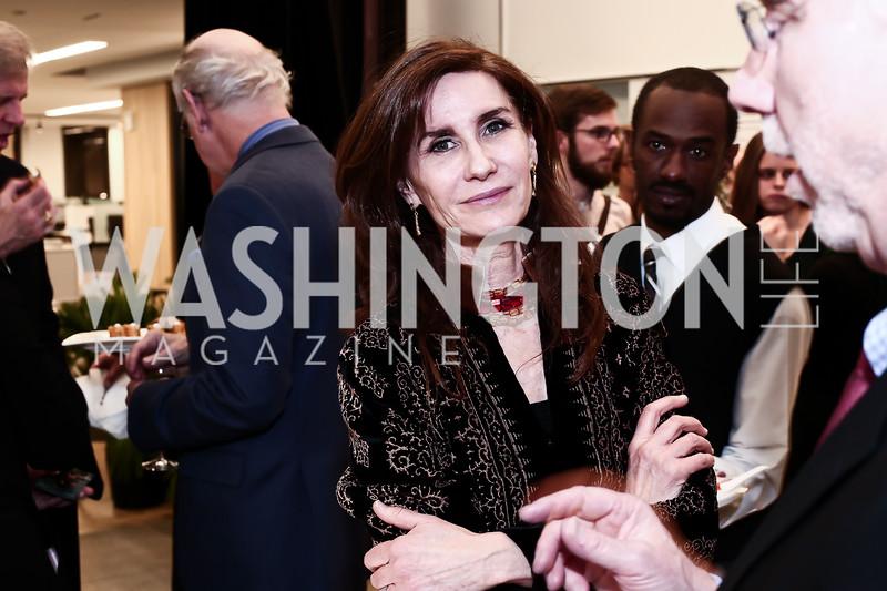 Kyle Gibson. Photo by Tony Powell. Bradlee Story Conference Room Dedication. Washington Post. January 27, 2016