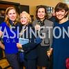 Huberta von Voss-Wittig, Gail Jacobs, Heidi Debevoise, Capricia Marshall. Photo by Alfredo Flores. Berliner Salon Book Party. German Ambassador's Residence. May 10, 2016
