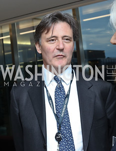 Bloomberg DC Editor-in-Chief John Micklethwait. Photo by Tony Powell. Bloomberg DC Bureau Open House. October 27, 2016