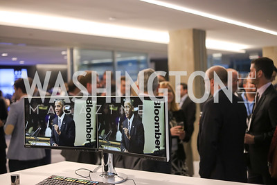 Photo by Tony Powell. Bloomberg DC Bureau Open House. October 27, 2016
