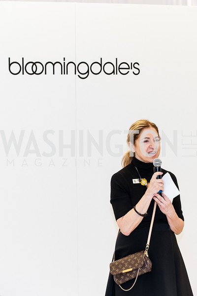 Effie Elkorek. Photo by Tony Powell. Bloomingdales Fashion Show. April 24, 2016