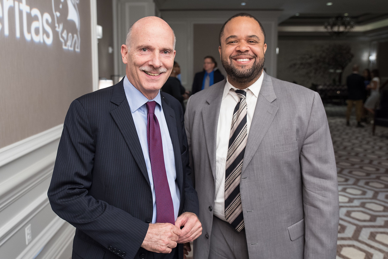 Phil Mendelson, Rashad Young