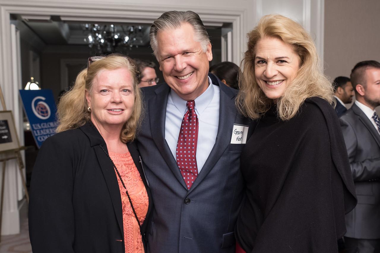 Fendi Clagett, George Ferris III,  Nancy Dudley
