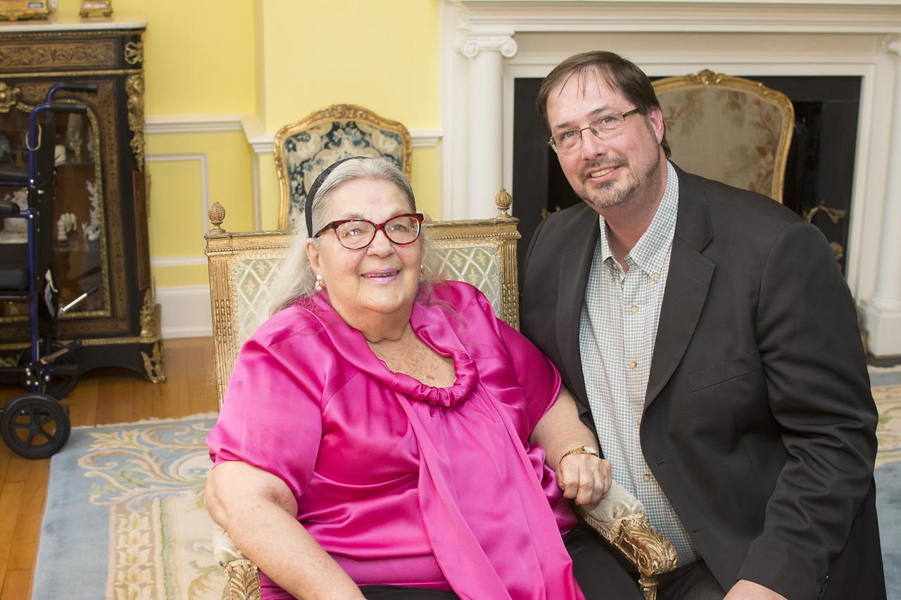 Ester Coopersmith, Carl Anderson III