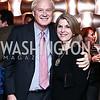 Chris and Kathleen Matthews. Photo by Tony Powell. Jay Newton-Small Book Party. Cafe Milano. January 10, 2016