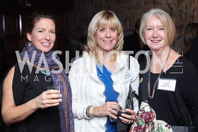 Catherine Murphy, Deborah Masciarelli, Sophie Alamachere. Photo by Tony Powell. CDA 10th Anniversary. Hamilton Live. November 13, 2016