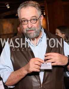 Conrad Martin. Photo by Tony Powell. CDA 10th Anniversary. Hamilton Live. November 13, 2016