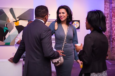 Fredricka Whitfield. CNN Political Hangover. Photo by Joy Asico. Long View Gallery. May 1, 2016