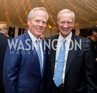 Councilman Jack Evans. Photo by Erin Schaff. Cafritz Cocktails. The Home of Jane and Calvin Cafritz. September 10, 2016.