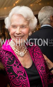 Marjorie Billington. Photo by Erin Schaff. Cafritz Cocktails. The Home of Jane and Calvin Cafritz. September 10, 2016.