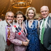 Tony Podesta, Adrienne Arsht, Katherine and David Bradley. Photo by Erin Schaff. Cafritz Cocktails. The Home of Jane and Calvin Cafritz. September 10, 2016.