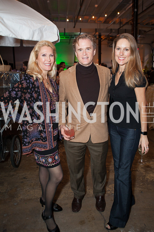 Christie Nightingale, Donald Wilson, Ellen Struber