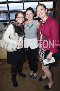 Margaret Rockwell, Christina Lewis, Gretchen Sauer