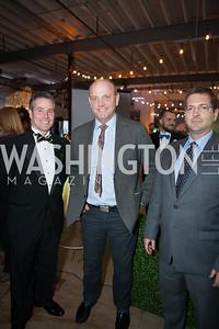 Sean Cahill, Al Key, Mike Jelen