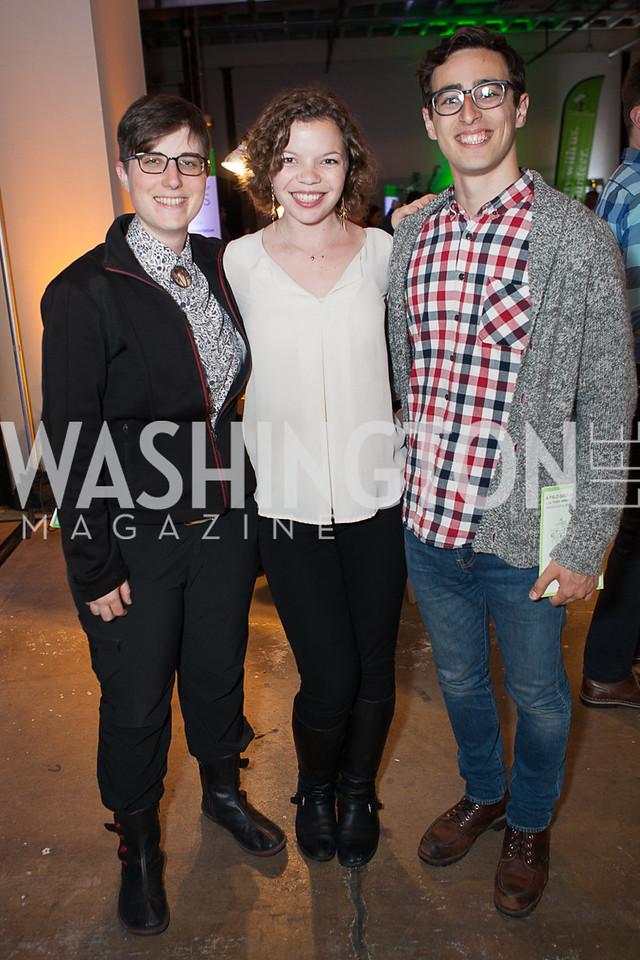 Becky Schwartz, Sophie Krensky, David Men