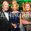 Jay Robertson, Carolyn Tabb, Andrea Steele. Photo by Alfredo Flores. Catholic Charities Gala 2016. Washington Marriott Wardman Park Hotel. April 30, 2016