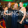 Megan Phillips, Cameron Ruppert, Cheryl Lynn-Boland. Photo by Alfredo Flores. Catholic Charities Gala 2016. Washington Marriott Wardman Park Hotel. April 30, 2016