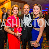 Stephanie Lennon, Congressman John Delaney , Summer Delaney. Photo by Alfredo Flores. Catholic Charities Gala 2016. Washington Marriott Wardman Park Hotel. April 30, 2016