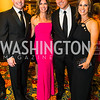 Richard Kane, Ann Kane, Kevin DeSanto, Jenny DeSanto. Photo by Alfredo Flores. Catholic Charities Gala 2016. Washington Marriott Wardman Park Hotel. April 30, 2016