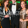 Kelly Shooshan, Sean Murphy, Jennifer Ratajczak. Photo by Alfredo Flores. Catholic Charities Gala 2016. Washington Marriott Wardman Park Hotel. April 30, 2016