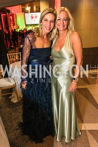 Andrea Cecchi, Amarie Kappaz. Photo by Alfredo Flores. Catholic Charities Spanish Catholic Center Gala 2016. Ronald Reagan Building. October 28, 2016