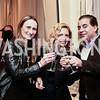 Julia Walter, Sabine Curto, Robert Fard. Photo by Tony Powell. Celebrating The Jefferson. March 7, 2016