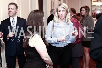 Meredith Goldberg, Melissa Cahoon. Photo by Tony Powell. Celebrating The Jefferson. March 7, 2016