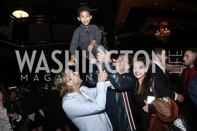 Marc Cipullo, Oberon Mack, Septime Webre, Giovanna Montoya. Photo by Tony Powell. DREAMscape VIP Dance Party. Mulebone. May 7, 2016