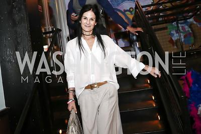 Deborah Kalkstein. Photo by Tony Powell. DREAMscape VIP Dance Party. Mulebone. May 7, 2016