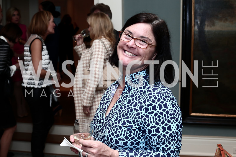 Judy Bishop. Photo © Tony Powell. Cocktails with 1 Atelier to Benefit Knock Out Abuse. March 29, 2016