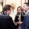 Jaime Gilinski, Ami and Lou Aronson. Photo by Tony Powell. Colombian President Visit. February 4, 2016