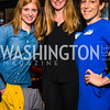 Erin McPike, Margaret Chaffe, Jayne Sandman, . Photo by Alfredo Flores. Crush Book Party. Pennsylvania 6. April 27, 2016