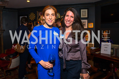 Jayne Sandman, Barbara Martin. Photo by Alfredo Flores. Crush Book Party. Pennsylvania 6. April 27, 2016
