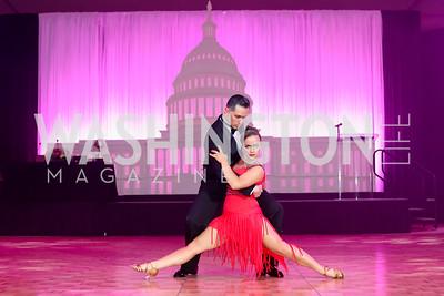 Photo by Tony Powell. 2016 DC Dancing Stars. Sheraton Tysons. November 5, 2016
