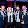 Mike Hankin, Thomas Holly, Bill Corey, John Divine. Photo by Tony Powell. DC on the Half Shell. Union Market. February 29, 2016