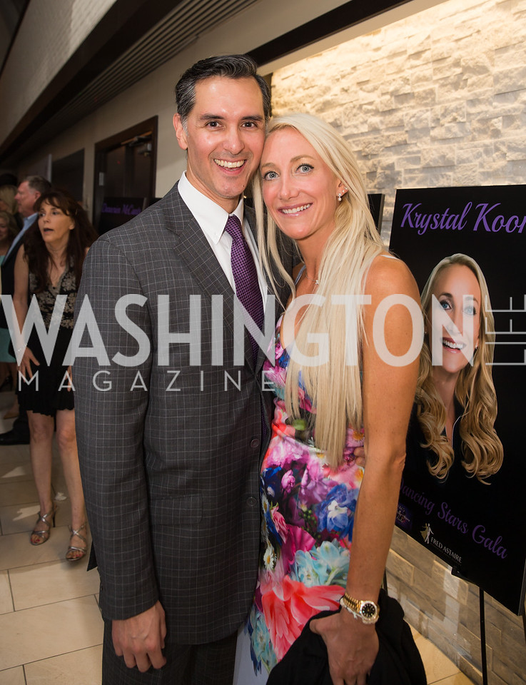 DC's Dancing Stars Gala Pre-Party