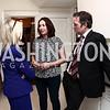 Susan Blumenthal, Nancy and Harold Cordes. Photo by Tony Powell. David McCallum Book Party. Isham Residence. January 15, 2016