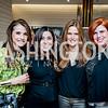 Adriana Calderon, Claudia Kelley, Diana Moss, Claudia Kern. Photo by Tony Powell. David Yurman CityCenterDC Opening. December 8, 2015