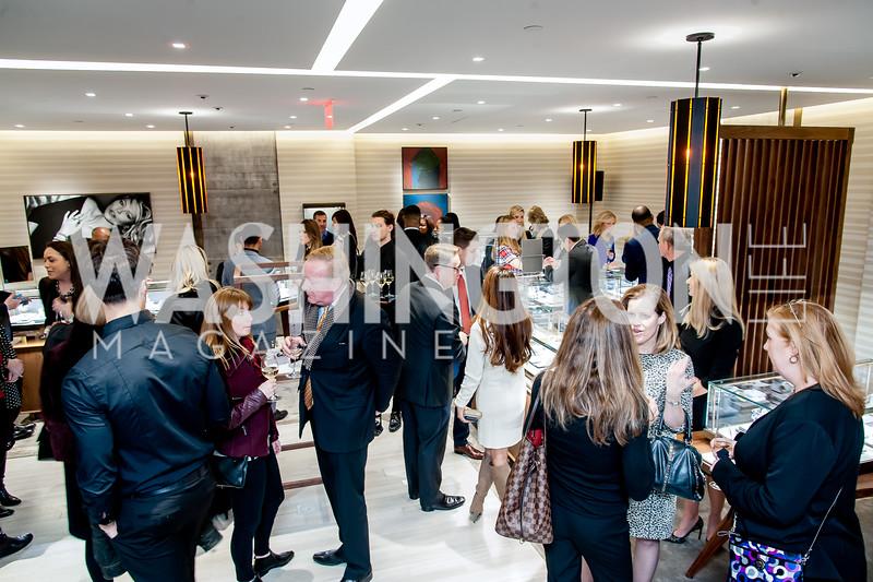 Photo by Tony Powell. David Yurman CityCenterDC Opening. December 8, 2015