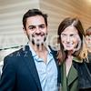 David Dilustro, Kate Lozinski. Photo by Tony Powell. David Yurman CityCenterDC Opening. December 8, 2015